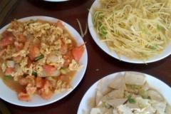 Новые блюда