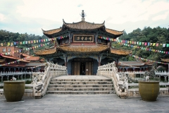 Храм в Куньмине