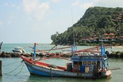 Лодка на Бан Тай