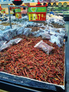 Кратко о еде в Китае