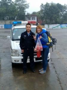 Китайская полиция как она есть