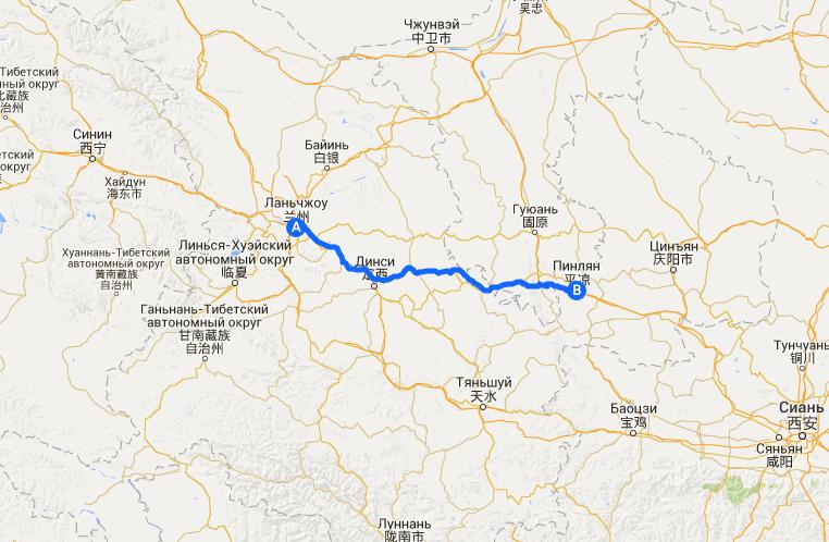 Ланьчжоу-Пинлянь