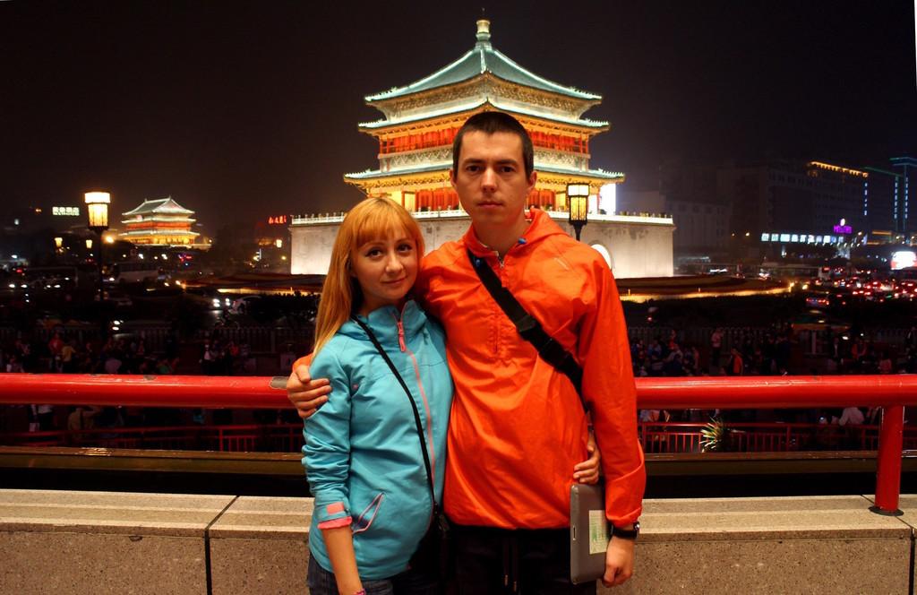 Китай, Сиань