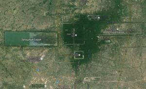 Ангкор, Западный и Восточный Бараи
