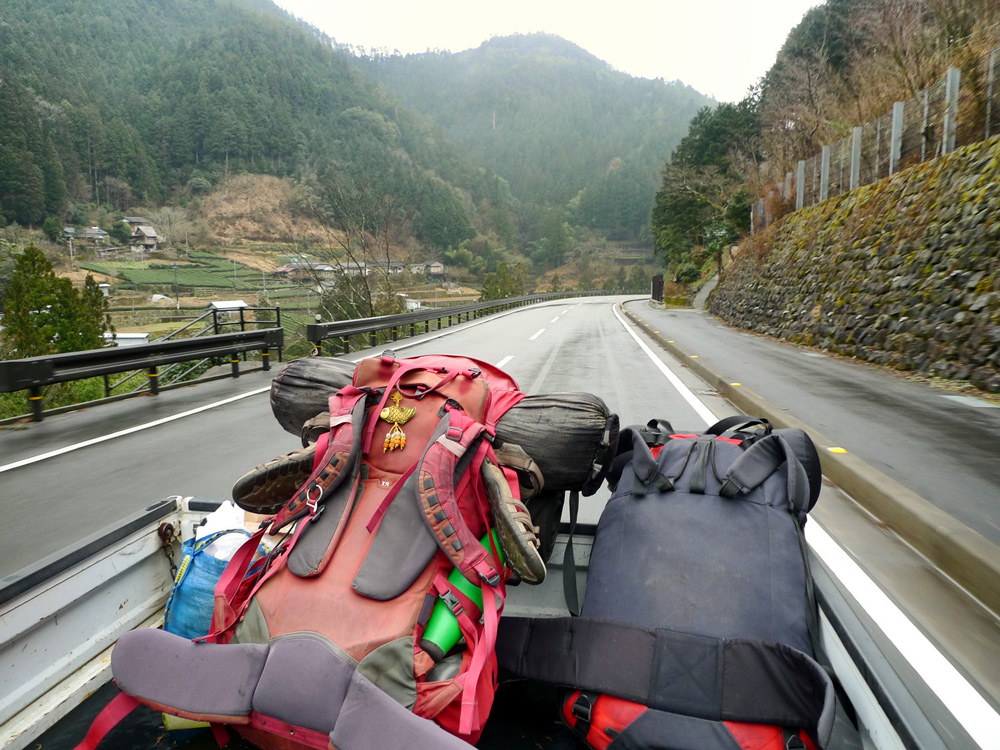 На дорогах Японии